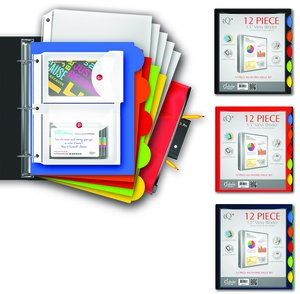 iScholar IQ+ 12 Piece View Binder