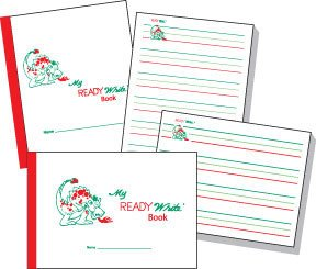 PrintWrite & ReadyWrite Papers and Books®