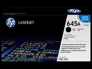 OEM HP 654A Black (High Yield) Laser Cartridge