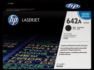 OEM HP CB400A Black (High Yield) Laser Cartridge