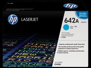 OEM HP CB401A Cyan (High Yield) Laser Cartridge