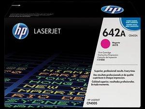 OEM HP CB403A Magenta (High Yield) Laser Cartridge
