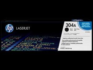 OEM HP 304A Black Laser Cartridge