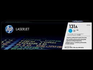 OEM HP 131A Cyan Laser Cartridge