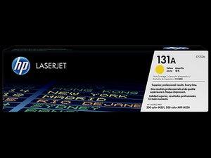 OEM HP 131A Yellow Laser Cartridge