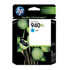 HP 940XL Cyan (High Yield) Original Ink Cartridge