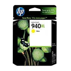 HP 940XL Yellow (High Yield) Original Ink Cartridge