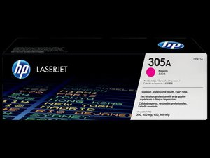 OEM HP 305A Magenta Laser Cartridge