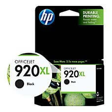 HP 920XL Black (High Yield) Original Ink Cartridge