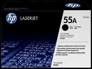 OEM HP 55A Black Laser Cartridge