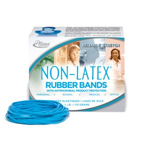 Antimicrobial Non-Latex® Rubber Bands