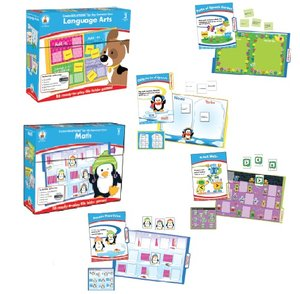 Center Solutions® File Folder Games