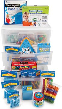 Learning Resources Math Common Core State Standards Kits