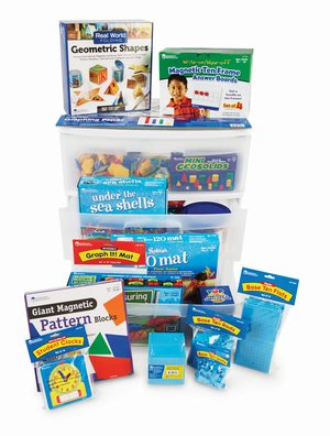 Learning Resources Math Common Core State Standards Kits Grade 1