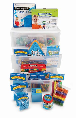 Learning Resources Math Common Core State Standards Kits Grade 2