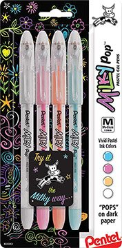 Milky Pop Pastel Gel Pens