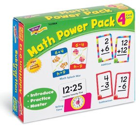 Math Power Pack