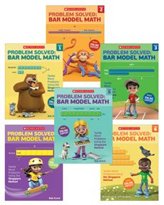 Scholastic Math Workbooks