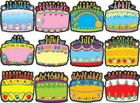 birthday bulletin board templates - kurtz bros birthday cakes