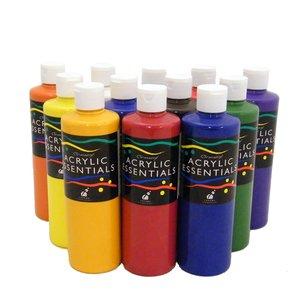 Chromacryl® Acrylic Essentials - 12 Pint Set