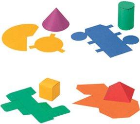 Ellison® SureCut™ Die Sets - 3-D Geometrics
