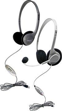 Kurtz Bros  - HamiltonBuhl® Multimedia USB Headphone & Headset