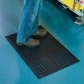 Lightweight Grease Resistant Drain Mat