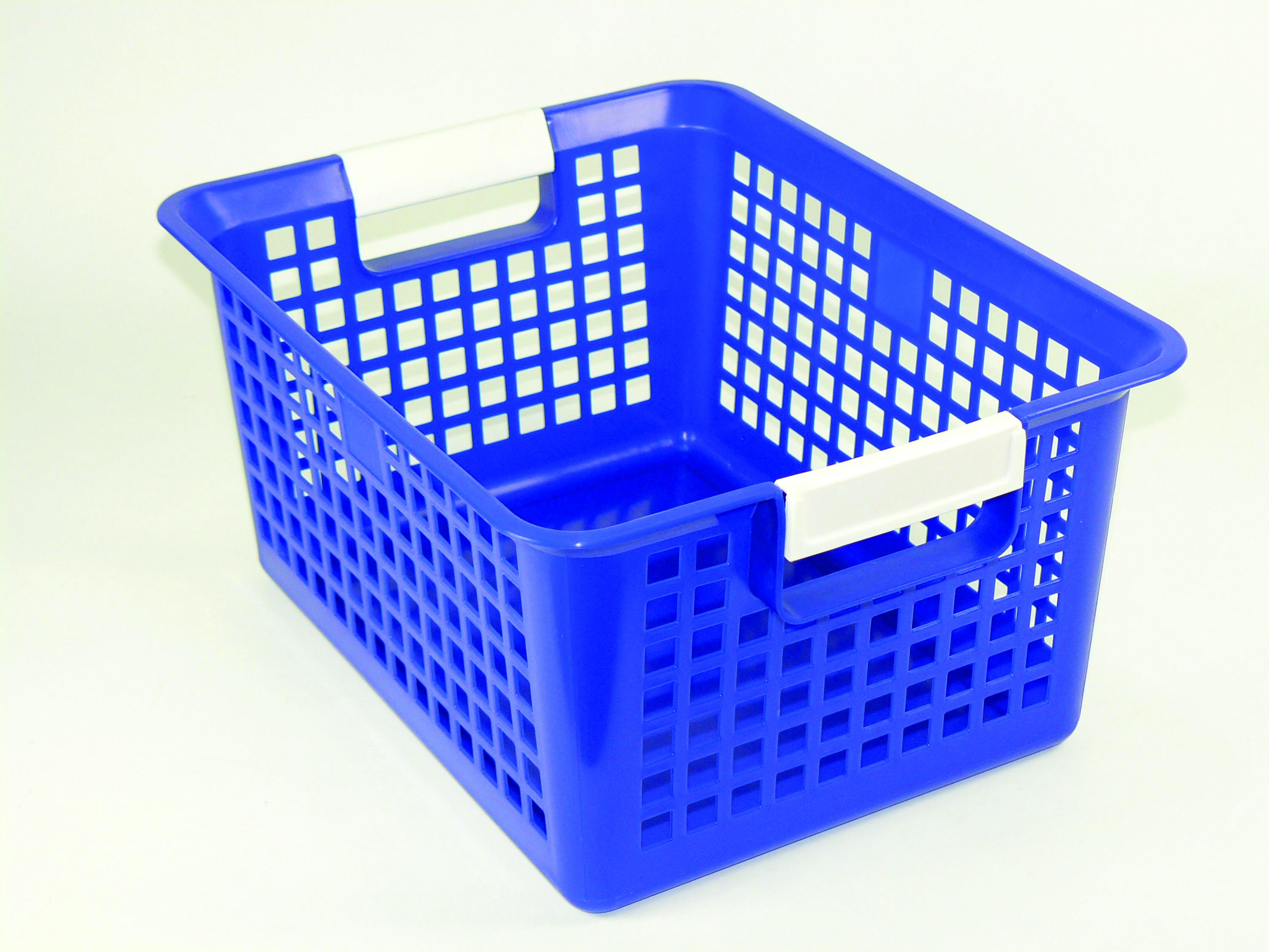 Picture of: Kurtz Bros Storage Baskets With Label Holder